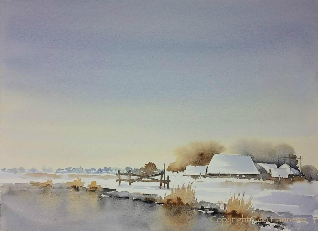 Winter farm II